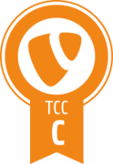 Badge TYPO3 CMS Certified Consultant
